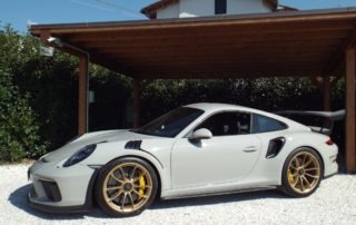 Porsche 991 GT3 RS - Luxury Garage Service