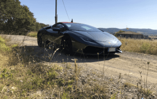 Lamborghini Huracan 4 Spider Grey Red