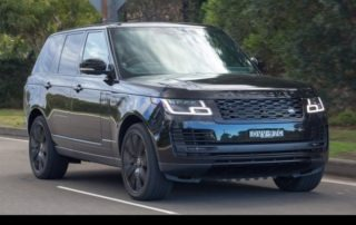 Range Rover Vogue - Luxury Garage Service - Rent a Range Rover