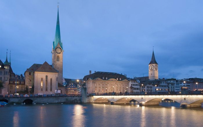 Rent a luxury car in Zurich